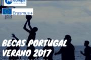 Becas Portugal de verano sobre deportes