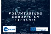 Servicio Voluntariado Europeo en Lituania con niños, discapacitados y oficina empleo